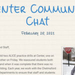 Chelmsford Center School Chat